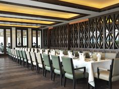 The Panorama Restaurant at The Europe Hotel & Resort www.theeurope.com - Killarney, Ireland