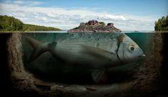 Erik Johansson's Fantastical Photo Manipulations