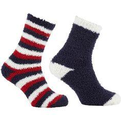 John Lewis Glitter Fluffy Ankle Socks ($6.08) ❤ liked on Polyvore featuring intimates, hosiery, socks, glitter socks, striped ankle socks, tennis socks, glitter hosiery and ankle socks