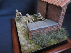 Photo 2 - Operation Market Garden | Dioramas and Vignettes | Gallery on Diorama.ru