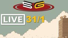 Spaziogames LIVE - 31 Gennaio 2014 - http://www.videorecensione.net/spaziogames-live-31-gennaio-2014/