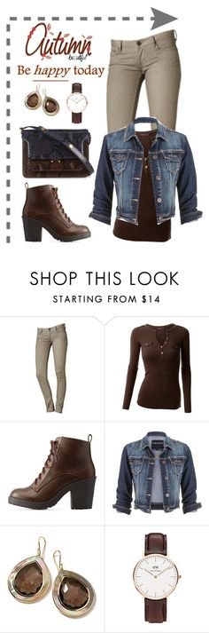 """Untitled #770"" by gallant81 ❤ liked on Polyvore featuring мода, Doublju, Charlotte Russe, maurices, Ippolita, Daniel Wellington и Marni"