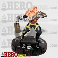 Greithoth - Marvel - Fear Itself HeroClix #024