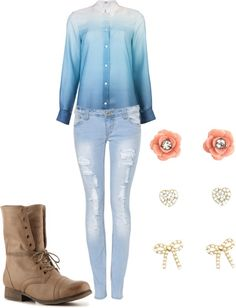 """""""(:"""" by slimshader726 ❤ liked on Polyvore"""