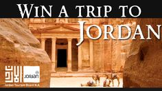 You should enter to Win a Trip for 2 to Jordan! from Goway Travel. It would be a great trip and I think one of us could win (so pick me if you win!)