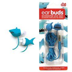 Shark Week - Shark Earbuds