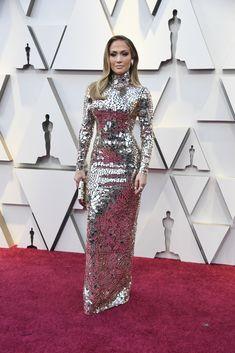 f1c4011f16ca78 Jennifer Lopez Oscar 2019 Red Carpet Dress  Oscars Red Carpet Arrivals 2019  - Oscars 2019 Photos