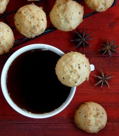Perfect Anise Cookies!