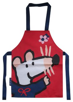 Maisy Flowers Matt Apron by Shreds