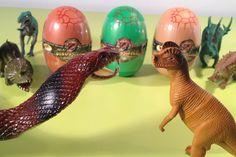 Dinosaurs * Toys * Jurassic Park * Dinosaur Eggs