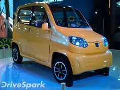 Bajaj Launches Indonesia's Most Affordable Four-Wheeler