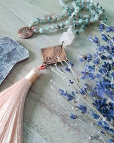 """""""Nurture your mind with great thoughts, nurture your body with great care and nurture your soul with great love"""" 💗 . Kiwi Jasper or… Great Love, Kiwi, Jasper, Tassel Necklace, Mindfulness, Thoughts, Metal, Collection, Jewelry"""