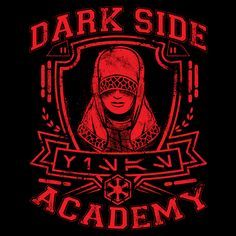 Feel the power of the dark side!