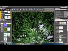 ▶ How to add foliage Unreal Engine 4 - YouTube