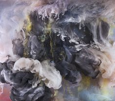 Kim Keever Photographs Unpredictable Abstract Displays of Color (7/14)