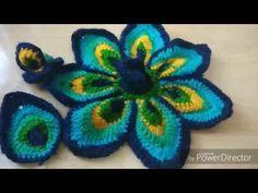 Irresistible Crochet a Doll Ideas. Radiant Crochet a Doll Ideas. Form Crochet, Cute Crochet, Crochet Toys, Peacock Crochet, Peacock Pattern, Crochet Designs, Crochet Patterns, Laddu Gopal Dresses, Back Hand Mehndi Designs