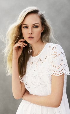 ES16 Love Your Hair, Early Spring, Lace, Collection, Tops, Women, Accessories, Fashion, Beginning Of Spring