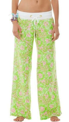 Beach Pant Lilly Linen Beach Pant I want them in every color!Lilly Linen Beach Pant I want them in every color! Preppy Style, Style Me, Linen Beach Pants, Pajamas All Day, Playing Dress Up, Passion For Fashion, Dress To Impress, Lilly Pulitzer, Cute Outfits
