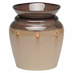 Riverbed Full-Size Scentsy Warmer Contrasting neutral colors, a highly polished reactive glaze finish and a simple shape define this elegantly understated warmer. Shades of sand and river rock add quiet, natural appeal. Tart Warmer, Country Crafts, House Smells, Formal Living Rooms, Simple Shapes, Kitchen Living, Scentsy, Neutral Colors, Make It Yourself