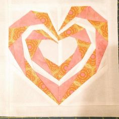 Twisting Spiral Hearts | Craftsy
