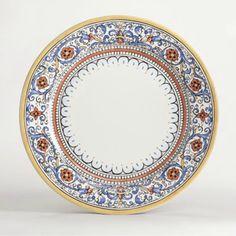 Porto Dinner Plate - mediterranean - dinnerware - World Market