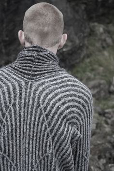 men can get couture knits too Fintan Mulholland Knitwear Nephilim a2.jpg