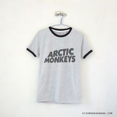 arctic monkeys_Ringer Tee_Black
