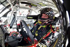At-track photos: Saturday, Charlotte:   Saturday, May 28, 2016  -   CHARLOTTE, NC - MAY 28: Clint Bowyer, driver of the No. 15 5-hour Energy Chevrolet, sits in his car during practice for the NASCAR Sprint Cup Series Coca-Cola 600 at Charlotte Motor Speedway on May 28, 2016 in Charlotte, North Carolina.