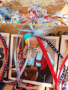 μπομπονιέρες Πινόκιο Gift Wrapping, Children, Blog, Gifts, Vintage, Party, Pinocchio, Gift Wrapping Paper, Young Children