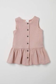 Dresses & skirts - baby girl 4m-2y - Kids Clothing | H&M US #toddlerstyle #spring #summer #toddlerdress