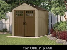 Storage Sheds, Carports & Steel buildings, FREE shipping, No Sales Tax, No Interest Financing, ADD to Amazon cart for DEALS