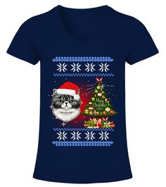 EXOTIC SHORTHAIR Ugly Christmas Sweater