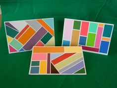Paint Chip Cards