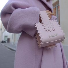 Who doesn't love lilac and 💕 fashion jacquemus jacquemusbag streetstyle stylish luxury luxurylife myworld fashionweek fashionworld fashionobsessed fashionobsession purple lilac myfashionobsession ootd outfit editor editorslife Fashion Bags, Fashion Accessories, Fashion Outfits, Womens Fashion, Rain Fashion, Gold Accessories, Style Fashion, High Fashion, Fashion Beauty