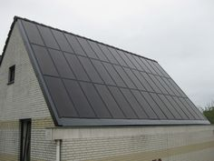 dak met zonnepanelen - Google zoeken