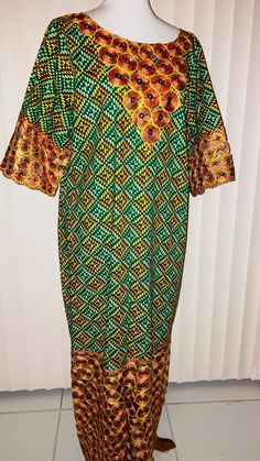 African American Fashion, Latest African Fashion Dresses, African Dresses For Women, African Attire, African Wear, Women's Fashion Dresses, Girl Fashion, Fashion Design, Kaftan Style