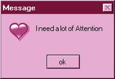 'I Need A Lot Of Attention' by pixelpixelpixel Rookie Red Velvet, Funny Girlfriend Memes, Boyfriend Memes, Flirty Memes, Response Memes, Current Mood Meme, Snapchat Stickers, Cute Love Memes, Crush Memes