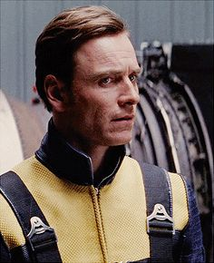"Michael Fassbender as Magneto/Erik Lehnsherr in ""X-Men: First Class"" (2011)"