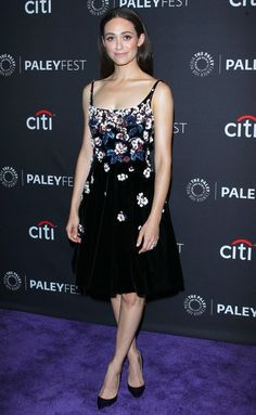 See the best red carpet looks from this week Emmy Rossum e598a1985fb