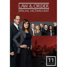 Law and Order - SVU Season 11 DVD