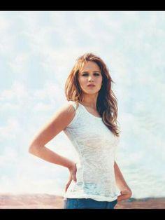 Jennifer for Rolling Stones April 2012
