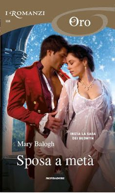 Leggo Rosa: UNA SPOSA A META' di Mary Balogh