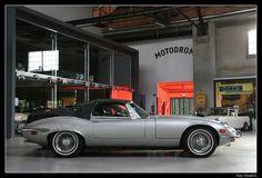 1971 Jaguar E-Type V12 Roadster