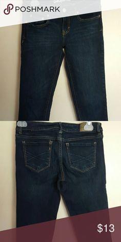 Aero dark wash jeggings New condition. Aeropostale Jeans Skinny