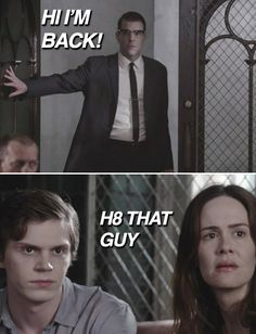american horror story funny stuff