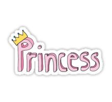 Princess Sticker Sticker More