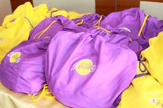Basketball LA Lakers Birthday Party Favors
