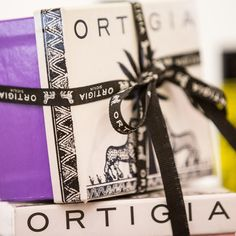 Beautiful products in beautiful boxes @ Ortigia Shopping In Italy, Gift Wrapping, Florence, Boxes, Gifts, Lost, Beautiful, Design, Products