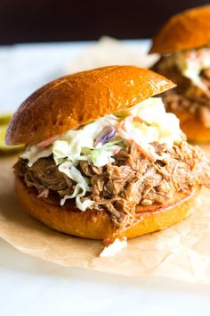 How to Make the Best Pulled Pork in a Slow Cooker