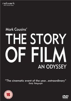 The Story of Film: An Odyssey. Director and film critic Mark Cousins narrates this 15-hour documentary which covers the history of cinema.  A must-see for film buffs everywhere!  Currently airing on TCM in the USA (just watched episode #7 last night, 10/14/13).